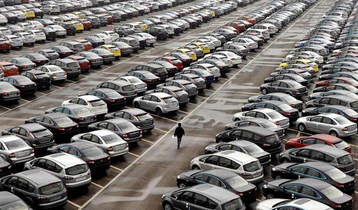 دنده معکوس بازار خودرو