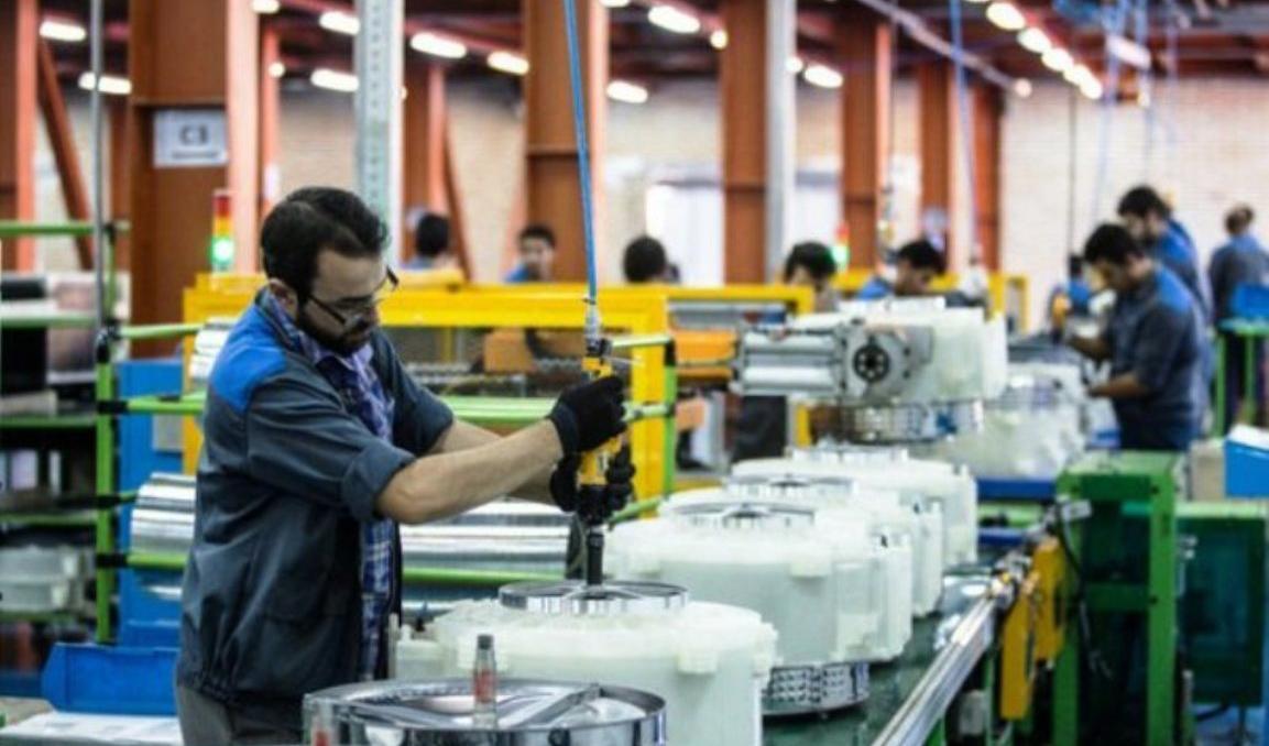رشد ۷۲ درصدی تولید لوازم خانگی در کشور