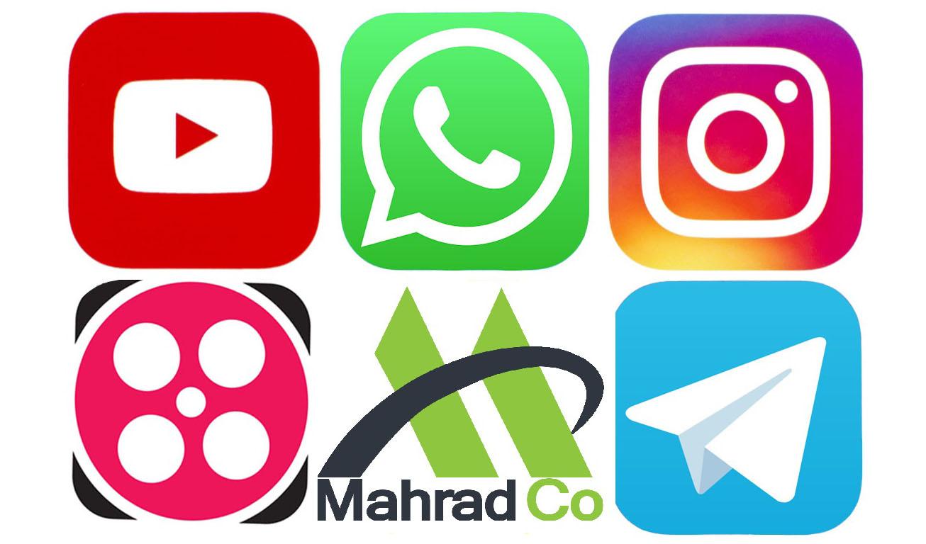 بازرگانی شیمیایی مَهرادکو را در شبکه های اجتماعی دنبال کنید
