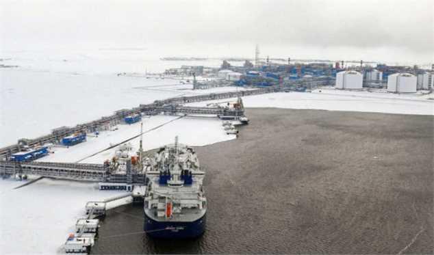 پیشفروش کل گاز تولیدی ۲۰ سال آینده پروژه الانجی۲ روسیه