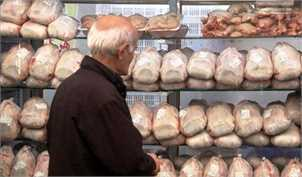 عرضه ۶ هزار و ۶۲۲ تن گوشت مرغ گرم به بازار