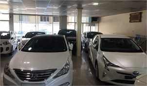 افت ۱۵درصدی نرخ خودروهای خارجی/خریداران در انتظار ریزش بیشتر قیمتها