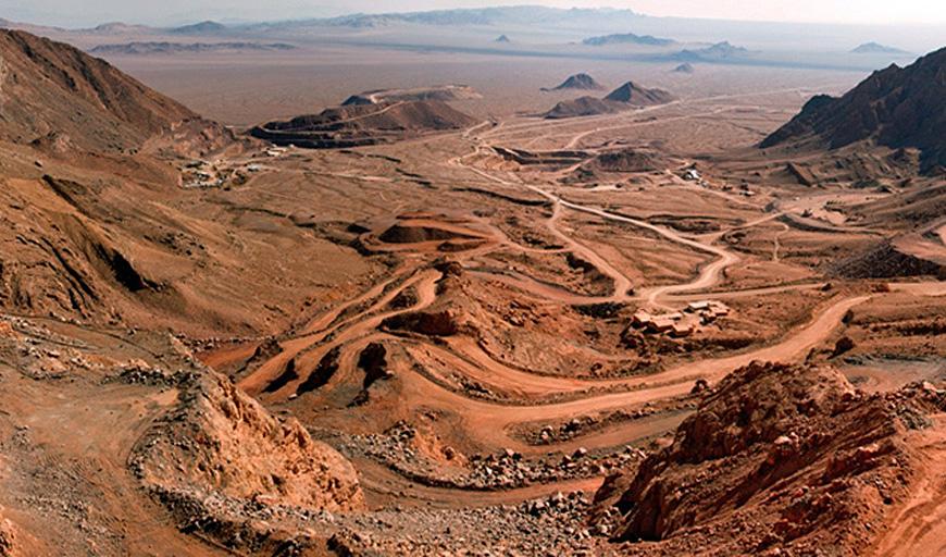 فعالیت ۱۴۸ معدن مس در کشور