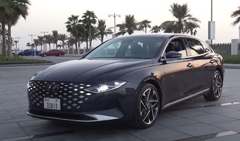 هیوندای آزرا ۲۰۲۱؛ خودرویی با ظاهری متفاوت روانه بازار میشود