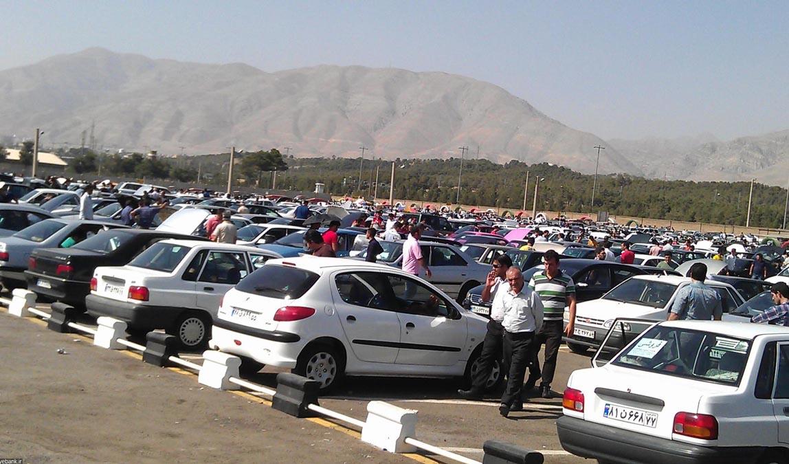 بازار بدون مشتری خودرو در انتظار سرنوشت قیمت ارز
