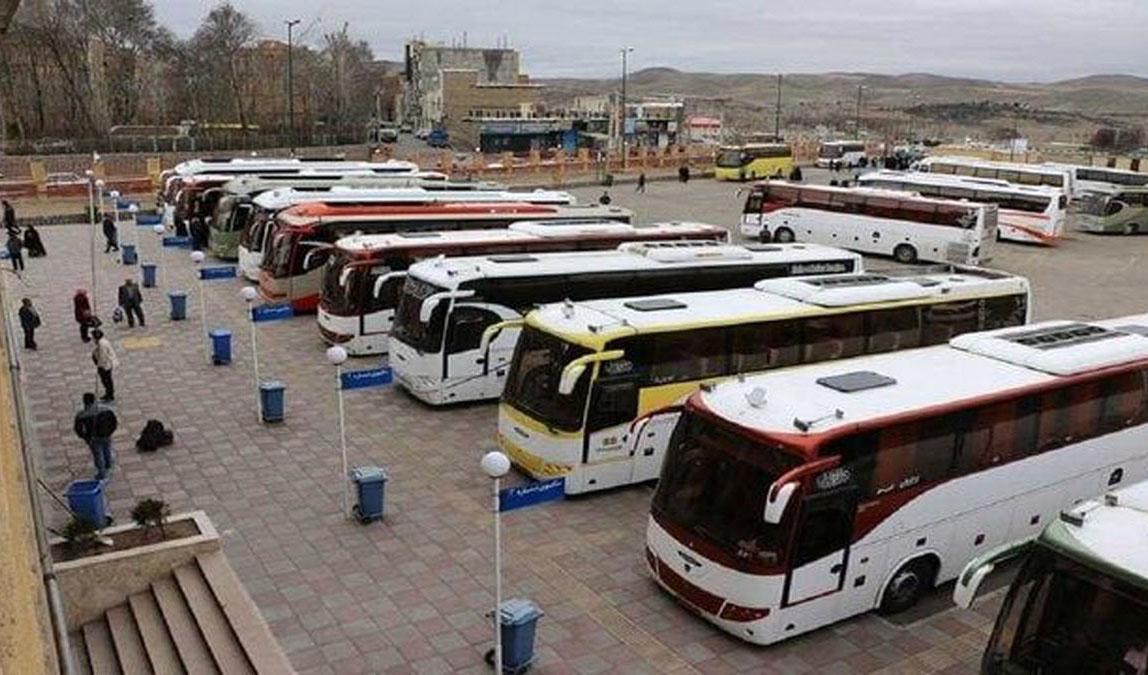 افزایش ۳۰ درصدی نرخ کرایه اتوبوسهای بینشهری