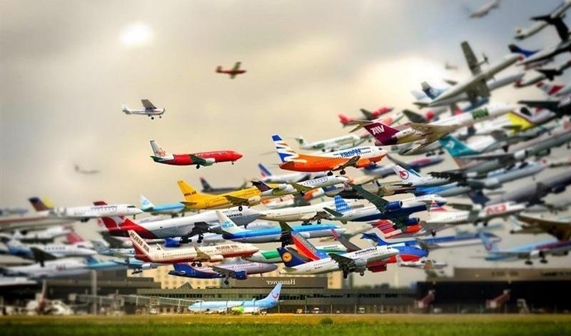 بدهی ۱۲۰۰ میلیارد تومانی ایرلاینهای داخلی به فرودگاه امام/ شرکتهای هواپیمایی خارجی به آسمان ایران برگشتند