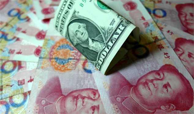 نرخ دلار در برابر یوآن چین به پایینترین سطح ۳ ساله رسید