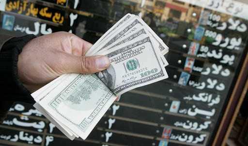 افت اندک قیمت دلار در کانال ۲۳ هزارتومان