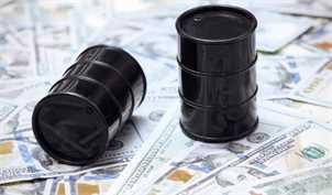 قیمت نفت خام پایین آمد