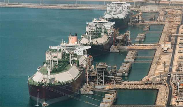 آغاز ساخت بزرگترین تأسیسات ذخیرهسازی LNG جهان در چین