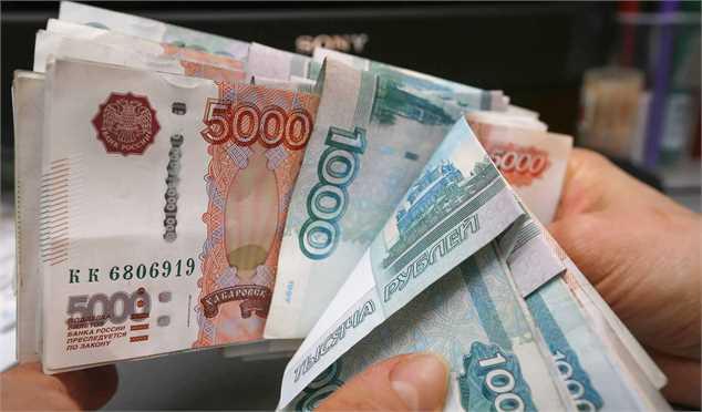 ارزش روبل روسیه به بالاترین سطح ۱۱ ماهه رسید