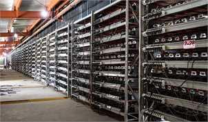 کشف ۱۸۸ هزار دستگاه استخراج رمز ارز غیرمجاز در کشور
