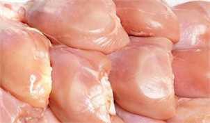 ۶۵ هزار تن گوشت مرغ در کشور تولید شد