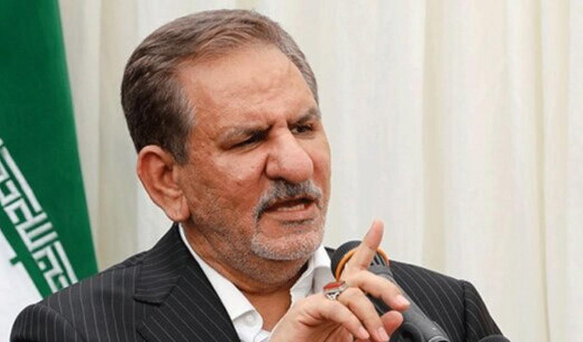 جهانگیری: باید سهم ایران از بازارهای نفت جهان را پس بگیریم