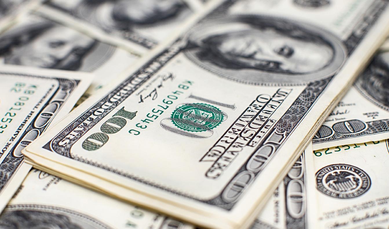 افزایش بیش از یک هزار تومانی نرخ دلار و یورو در هفتهای که گذشت