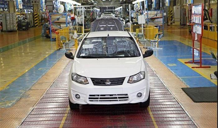 تولید ۴ خودرو با ۵ ستاره کامل کیفی در اردیبهشتماه