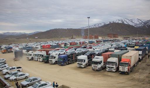 تجارت ایران و افغانستان در برخی مرزها متوقف شد