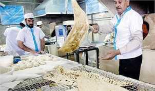 قیمت واقعی نان دو برابر قیمت فعلی است