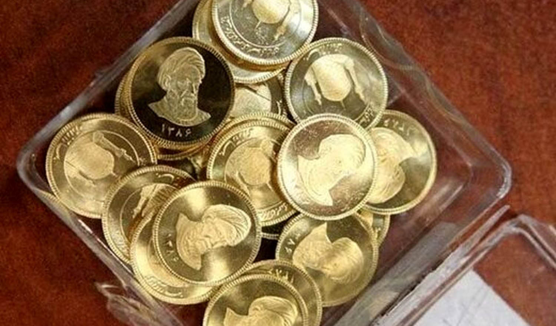 روند نزولی سکه در کانال ۱۰ میلیون تومانی