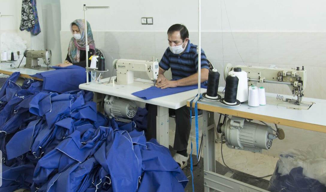 قاچاق کالا از بنگلادش و چین به علت افزایش قیمت مواداولیه و هزینههای تولید/ کمبود نیرو کار در صنعت پوشاک