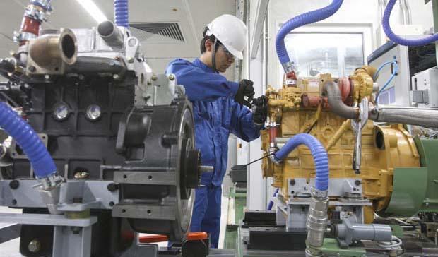 جهش ۶۷ درصدی سود صنعت چین در نیمه اول امسال