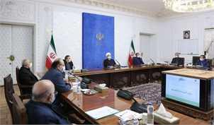 روحانی: اداره اقتصاد کشور در شرایط ویژه تحریم بسیار پیچیده و سخت است