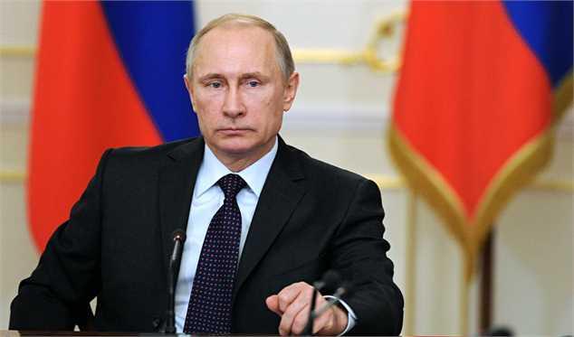 هشدار پوتین نسبت به چاپ بی حساب و کتاب دلار!
