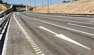 بهره برداری از ۳۲۰ کیلومتر آزادراه تا پایان امسال در کشور