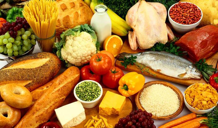 نمرات ایران در تجارت غذا