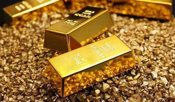 سقوط قیمت طلا به قعر ۴ ماهه
