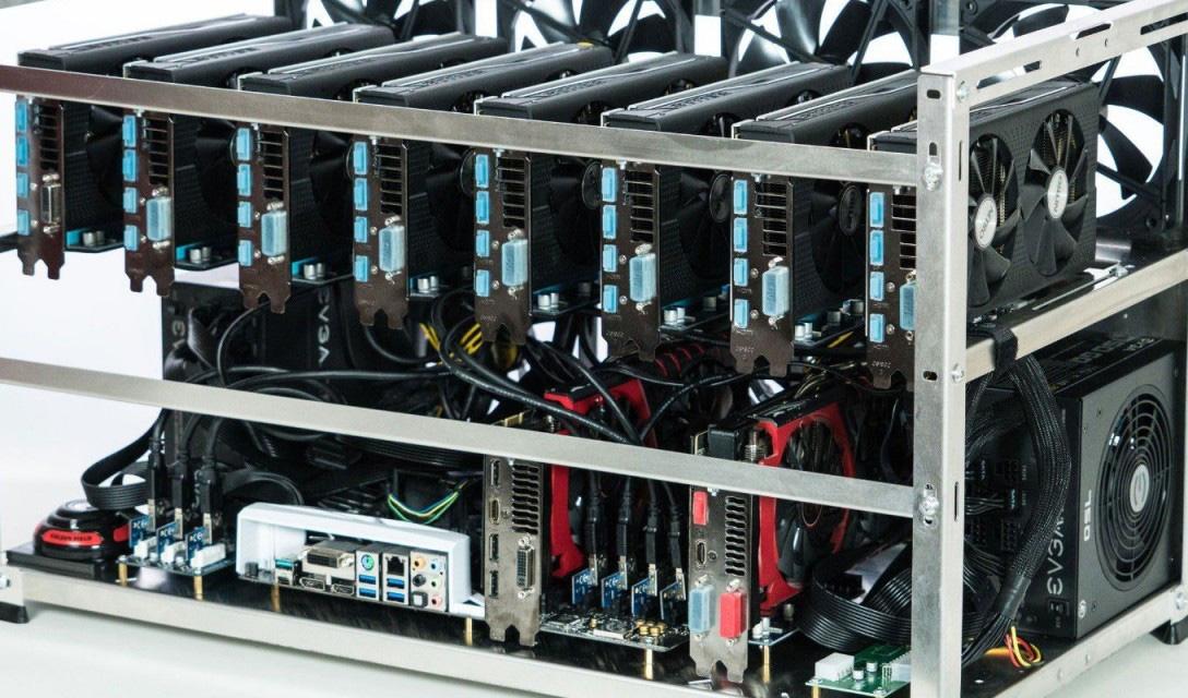 کشف بیش از ۲۱۰ هزار دستگاه استخراج غیرمجاز رمز ارز