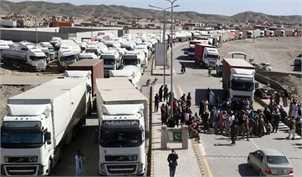 تجارت در سه مرز مشترک با افغانستان علیرغم حضور طالبان ادامه دارد
