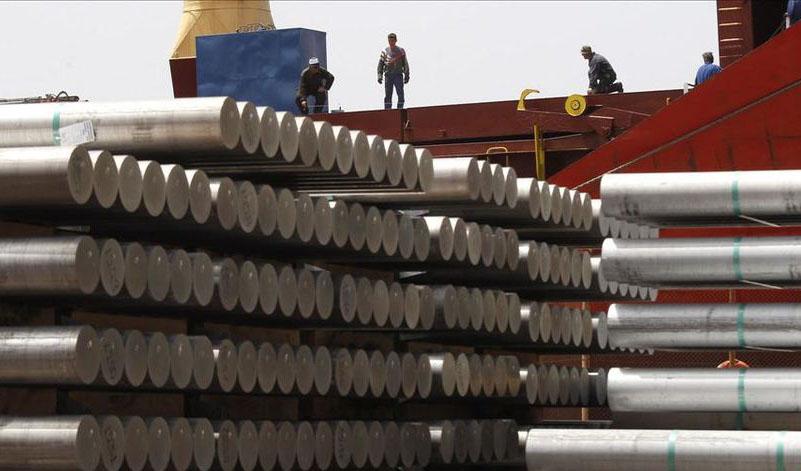 جهش صادرات شمش، محصولات فولادی و آهن اسفنجی