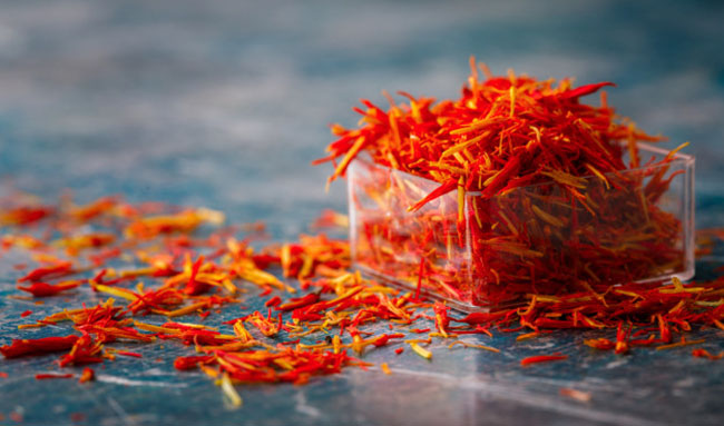 رگهای صادراتی زعفران ایرانی جان دوباره میگیرد