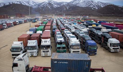 معطلی دو هفتهای کامیونها در مرز بازرگان چیست؟