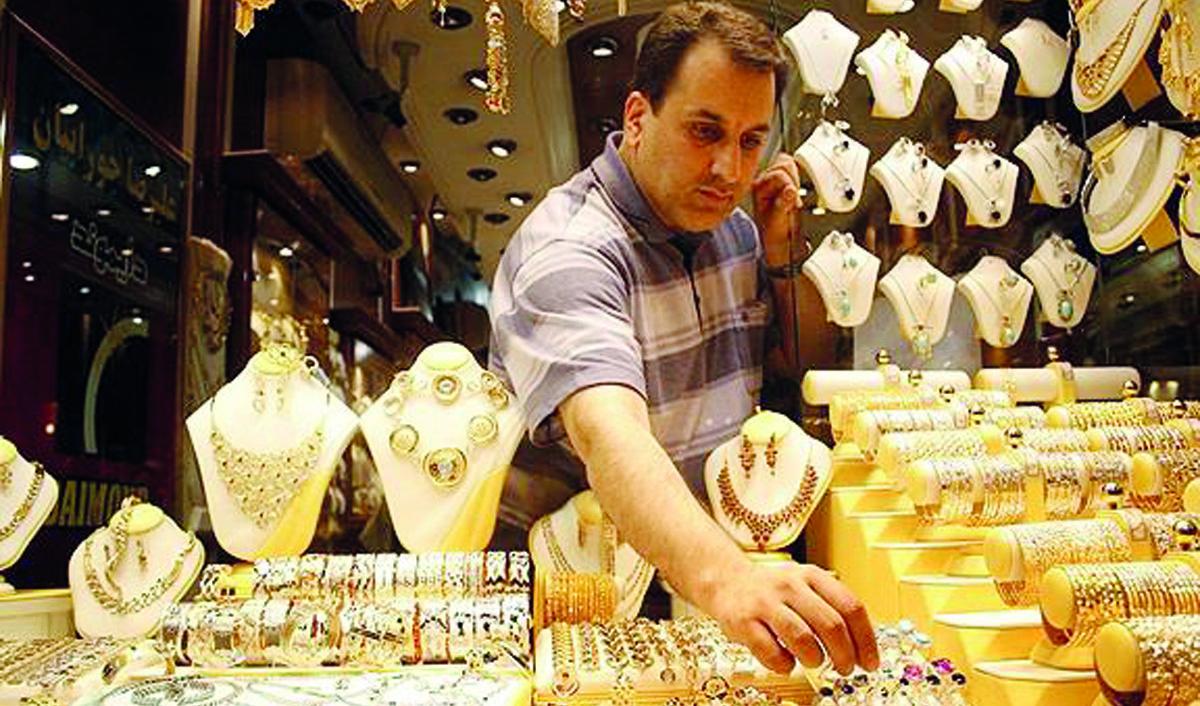 افزایش قیمت طلا و سکه تحت تأثیر افزایش قیمت ارز/ کاهش حباب سکه