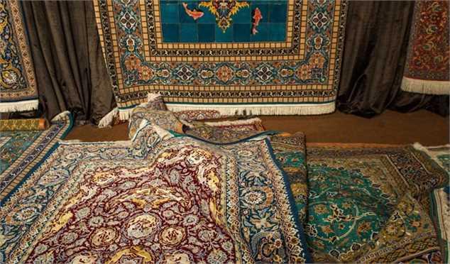 سهم ۸۵ درصدی تهران از صادرات فرش
