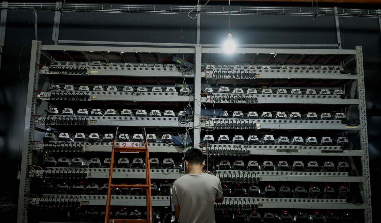 کشف ۹۴ مرکز استخراج غیرمجاز رمز ارز