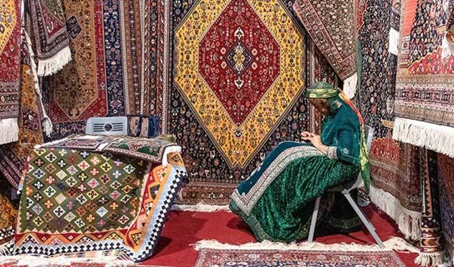 کاهش گردش مالی فرش دستباف در دنیا بعد از تحریم/ صادرات 9 میلیون دلاری در 3 ماهه نخست امسال