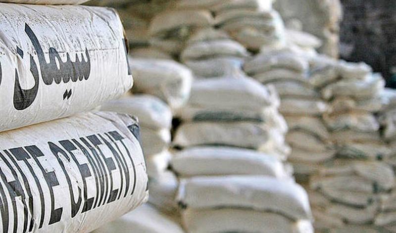فاطمیامین: نرخ سیمان به کیسهای ۲۵ هزار تومان کاهش یافت