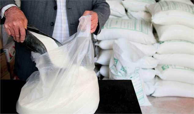تامین بیش از ۷۰ درصد شکر مورد نیاز کشور از تولید داخل