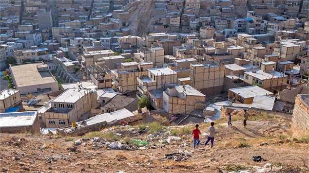 به هر ایرانی ۳ هکتار زمین از مساحت کشور میرسد