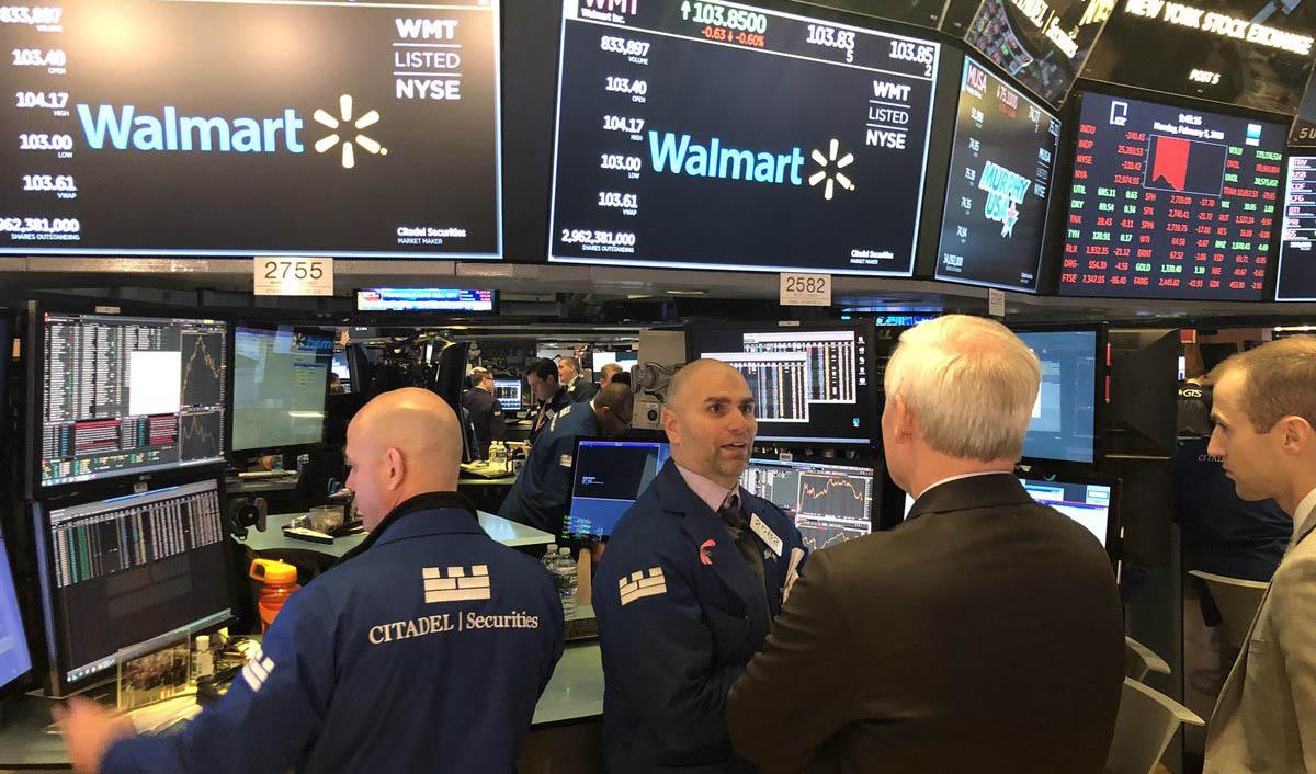 سقوط سنگین ۶۵۰ واحدی داوجونز در آغاز معاملات امروز آمریکا