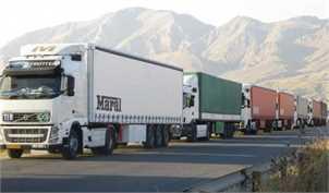 هزینه ۱۳۰ دلاری عبور کامیونهای ایرانی از خاک آذربایجان به ایروان