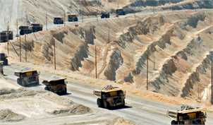صادرات بخش معدن از ۵ میلیارد دلار گذشت