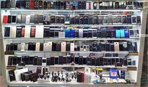 اعلام گوشیهای 7 تا 8 میلیونی بازار/ جدول