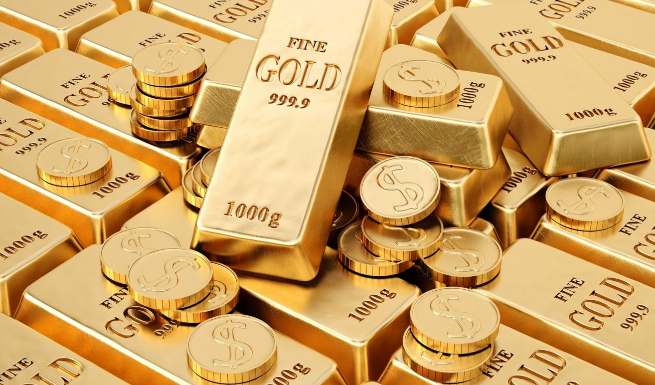 قیمت جهانی طلا به پایینترین سطح ۷ هفتهای نزدیک شد