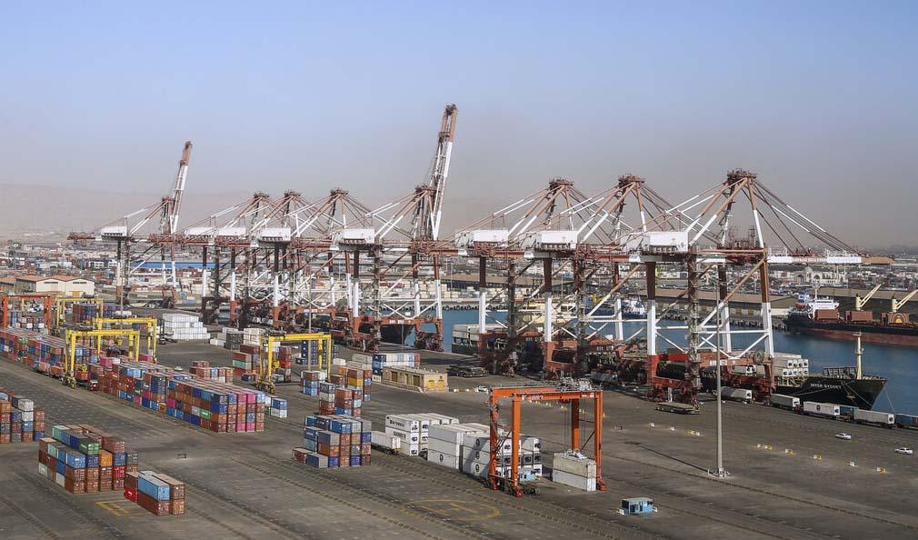 تجارت خارجی در شهریور به دو برابر افزایش یافت
