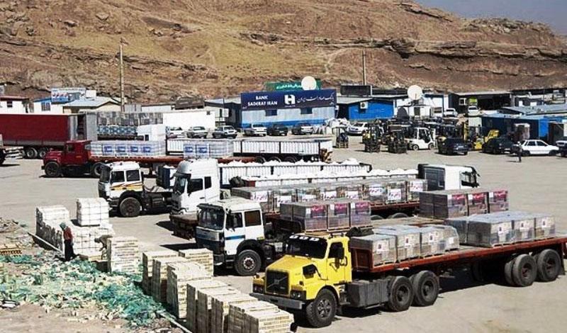 بازگشایی مرز چذابه برای صادرات